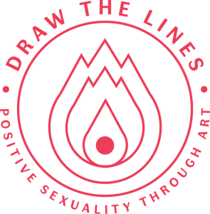 Logo DRAW rouge
